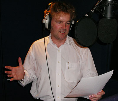 Anthony Richardson - Voice Over Artist
