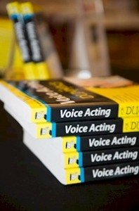 Voice Acting for Dummies Stack